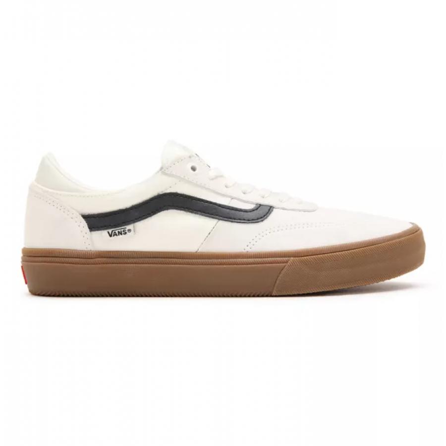 Vans Gilbert Crockett Shoes - Marshmallow / Gum