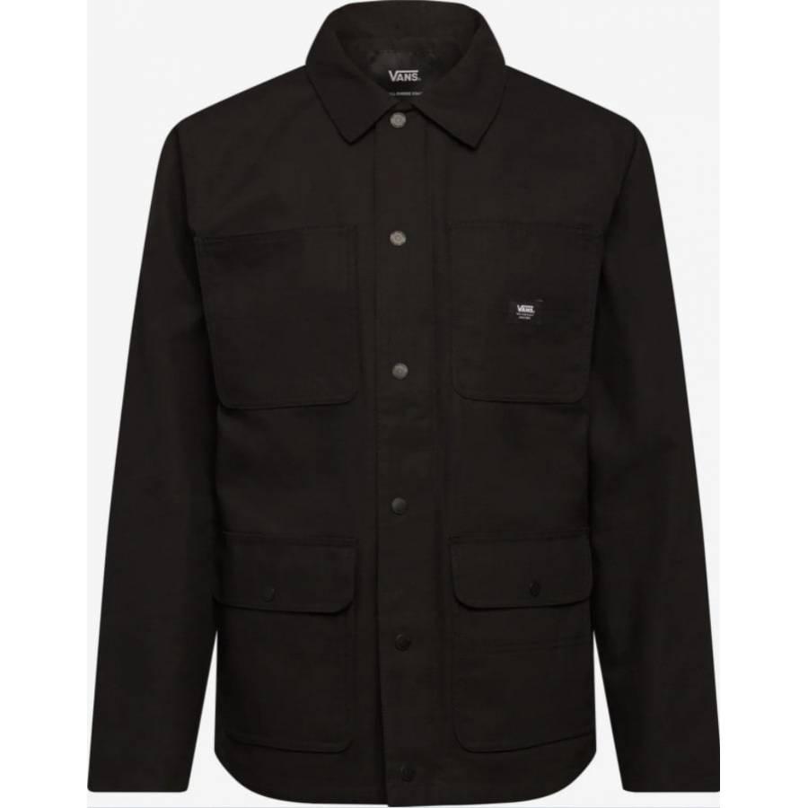 Vans Drill Chore Coat Lined Jacket - Black