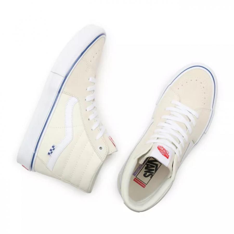 Vans Skate SK8-HI - White