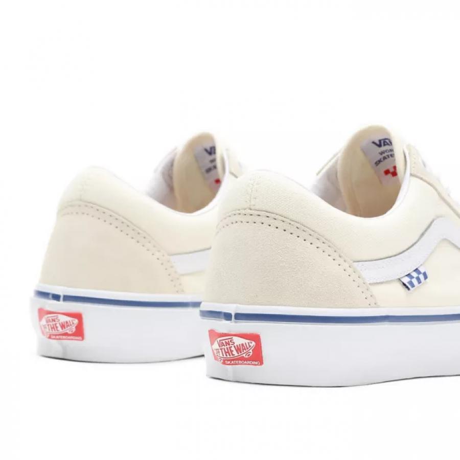 Vans Skate Old Skool - White