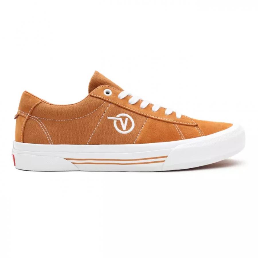 Vans Skate Sid - Pumpkin / White