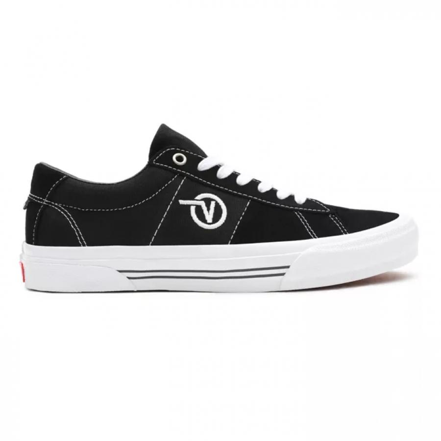 Vans Skate Sid - Black / White