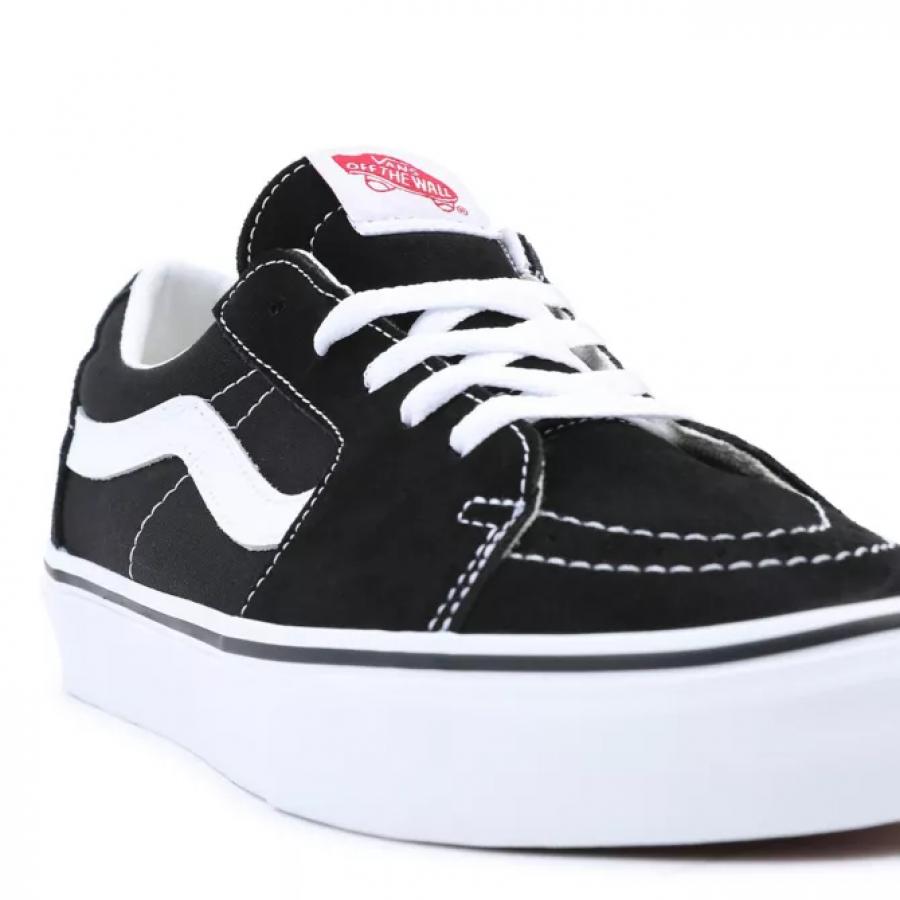 Vans Sk8 Low - Black / True White