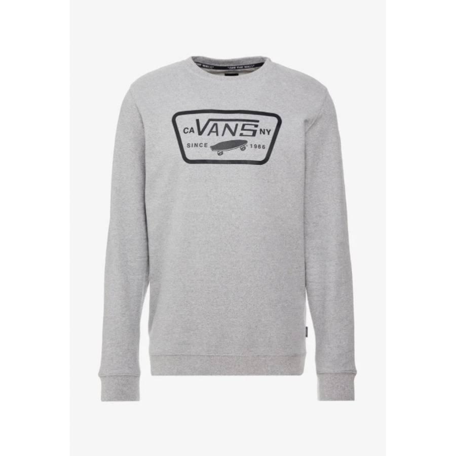 Vans Full Pacth Crew II Sweatshirt - Grey