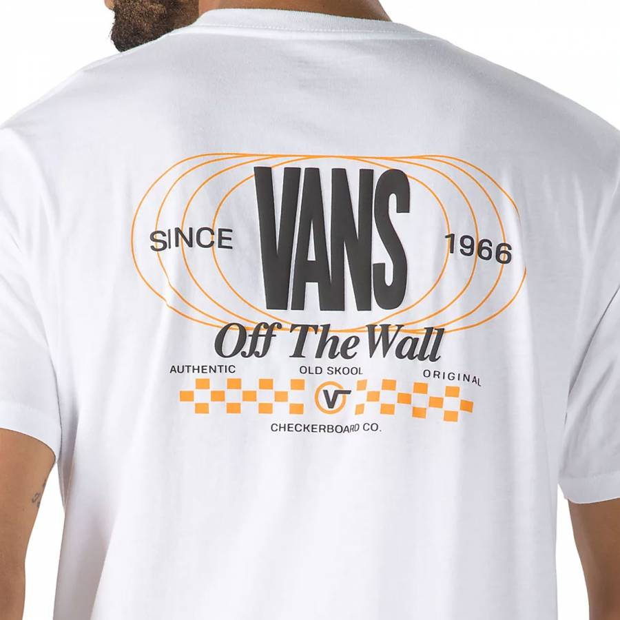 Vans Frequency SS Tee - White