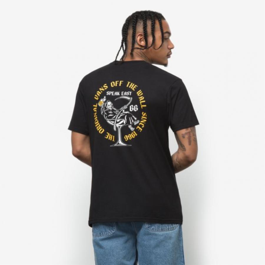 Vans Speak Easy T-Shirt - Black