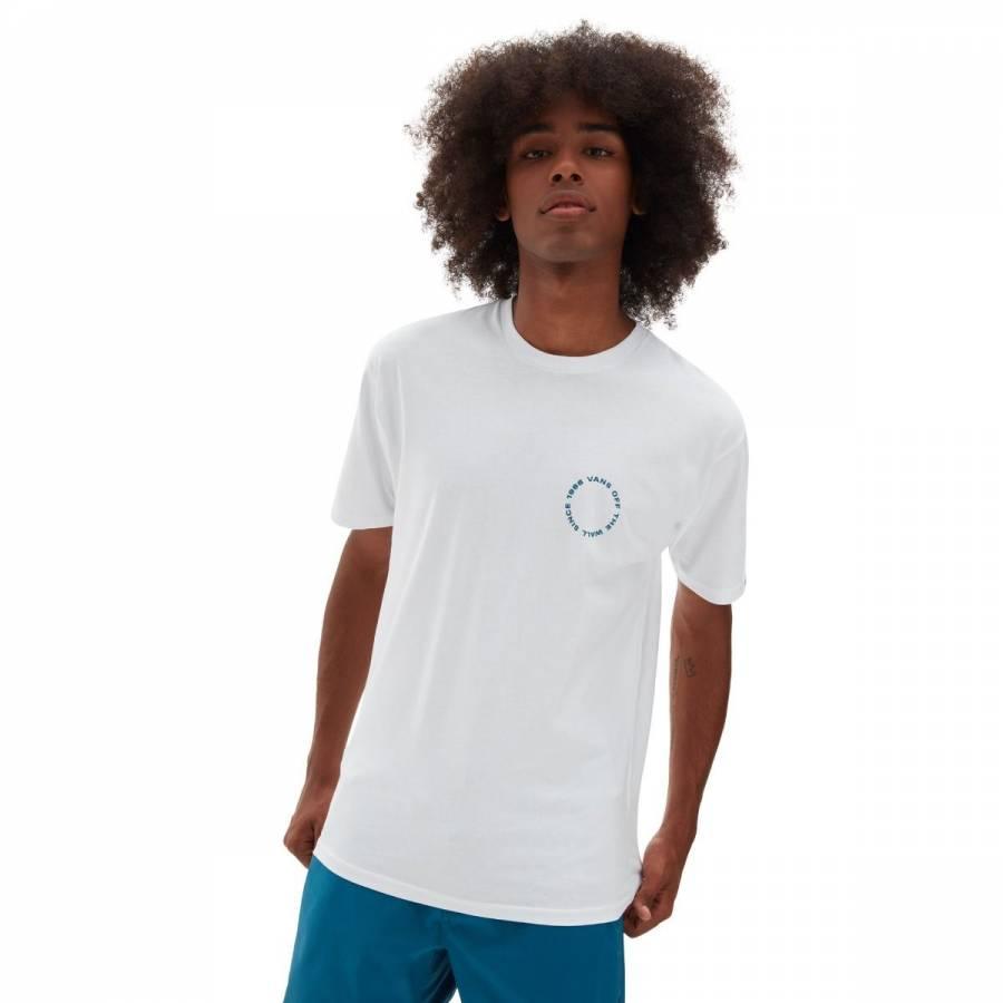 Vans Gridlock T-Shirt - White