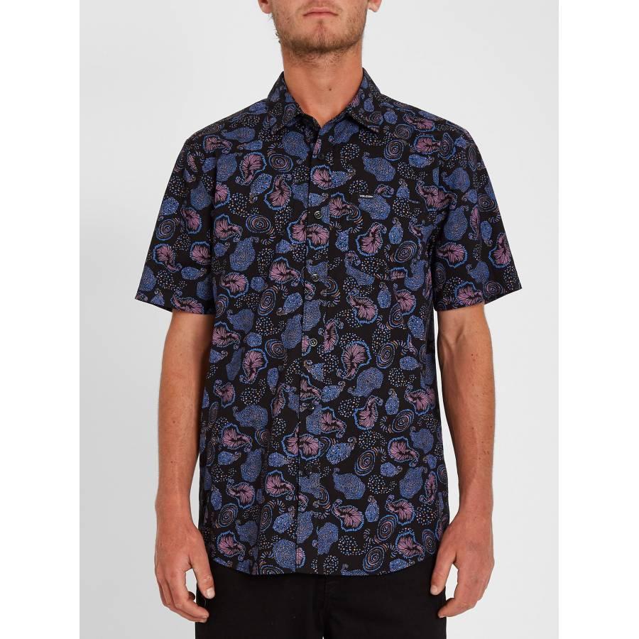 Volcom Honorama Shirt - Black