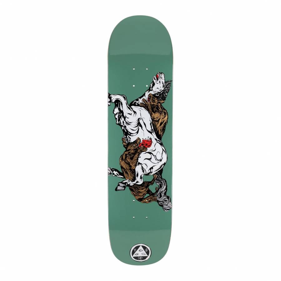 Welcome Goodbye Horses On Bunyip Mid Deck - 8.25&q...