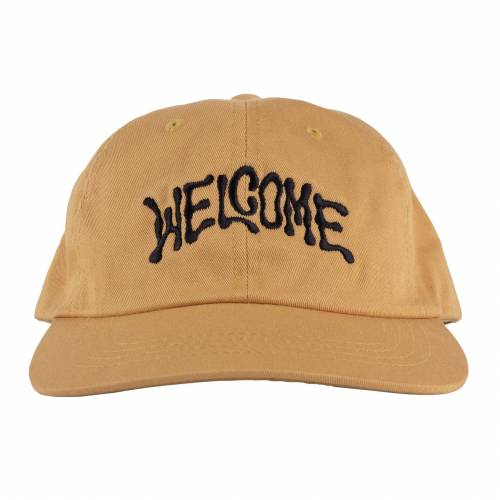 Welcome Droop Snapback - Curry