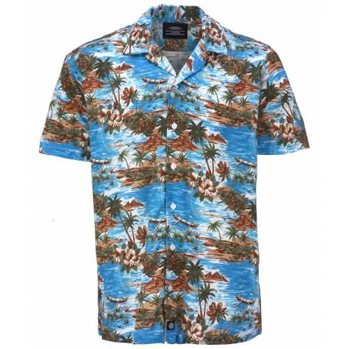 Dickies Blossvale Shirt - Ocean