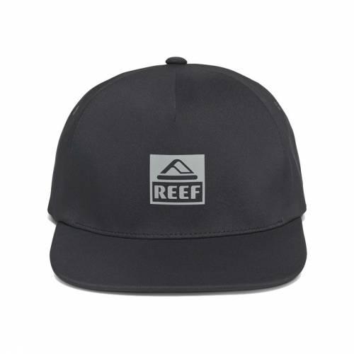 Reef Square Hat - Black