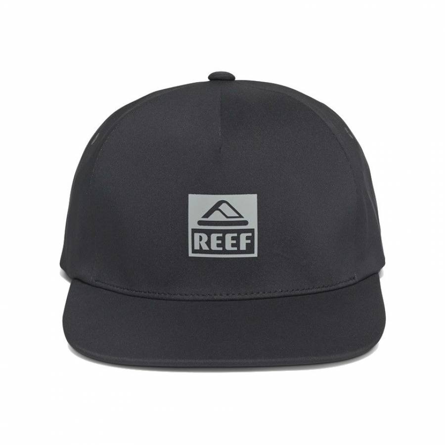 Reef Square Hat - Black