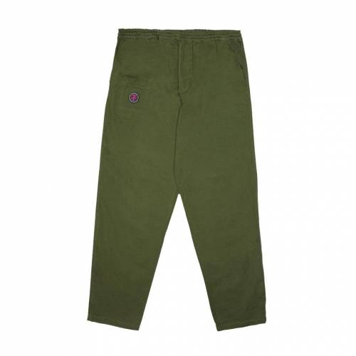Alltimers Yacht Rental Pants - Forest Green