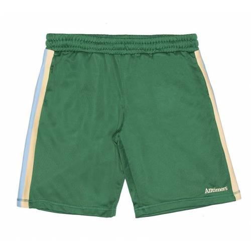 Alltimers Foreign Mesh Short - Green