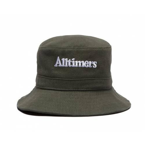 Alltimers Neighbors Bucket Hat - Green
