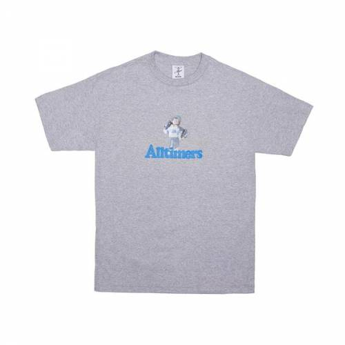 Alltimers Lil Angel Tee - Heather Grey