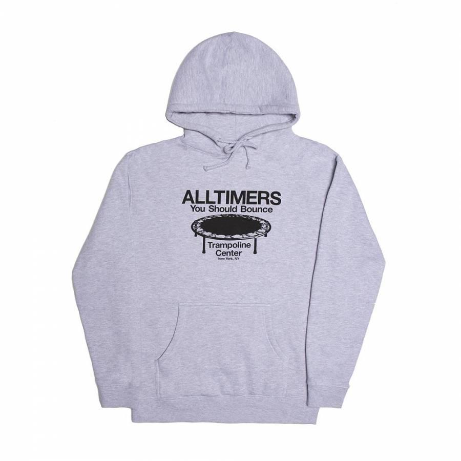 Alltimers YSB Hoody - Heather Grey