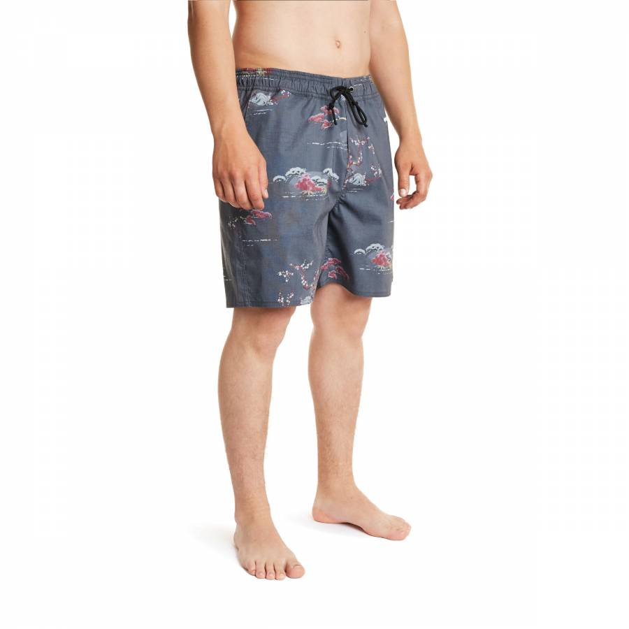 Brixton Havana Trunk Short - Dark Grey