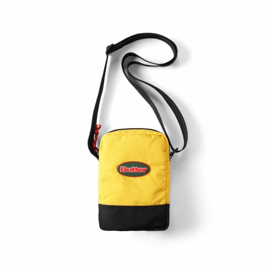Butter Goods Small Utility Bag - Yellow