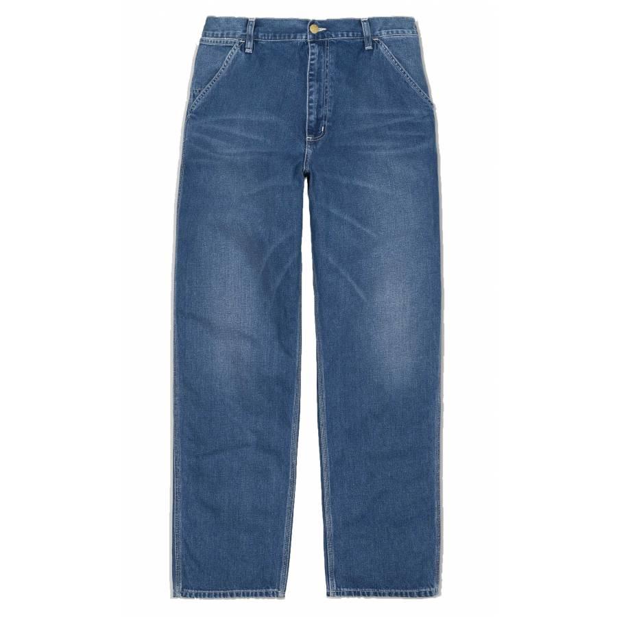 Carhartt Simple Pant - Blue Light (True Stone)