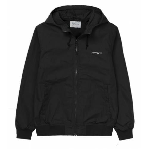 Carhartt Marsh Jacket - Black/White