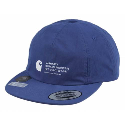 Carhartt Coleman Cap - Metro Blue/White