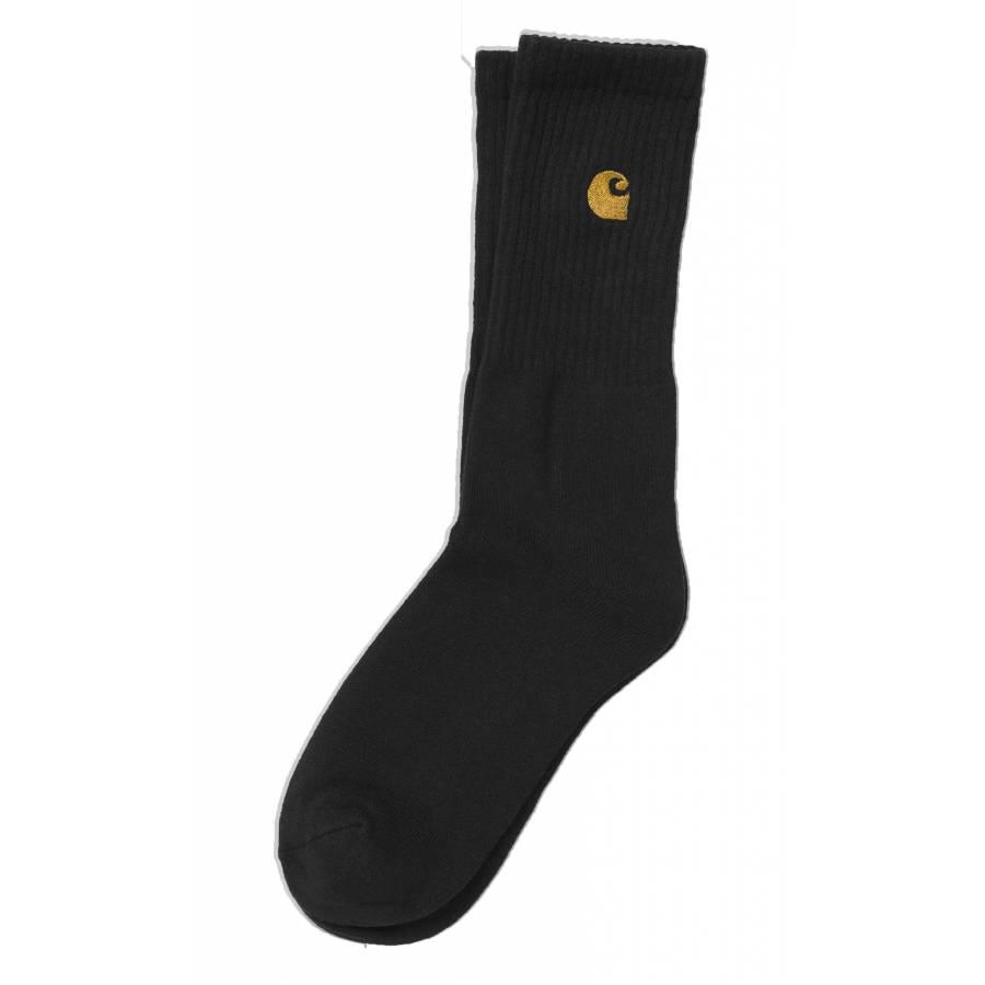 Carhartt Chase Socks - Black/Gold