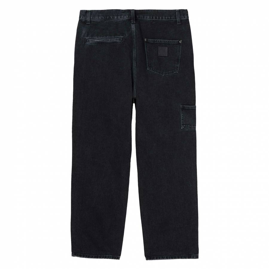 Carhartt x Pass Port Pall Pant - Black (Stone Wash...
