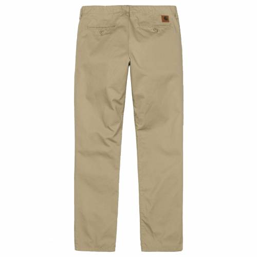 Carhartt Club Pant - Leather (Rinsed)