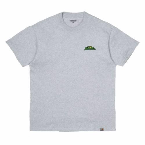 Carhartt S/S Edamame T-shirt - Ash Heather
