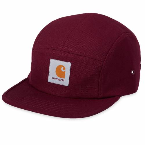 Carhartt Backley Cap - Merlot