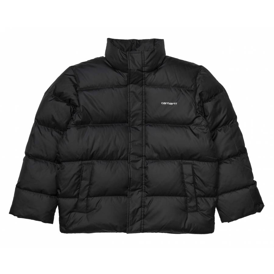 Carhartt Deming Jacket - Black / White