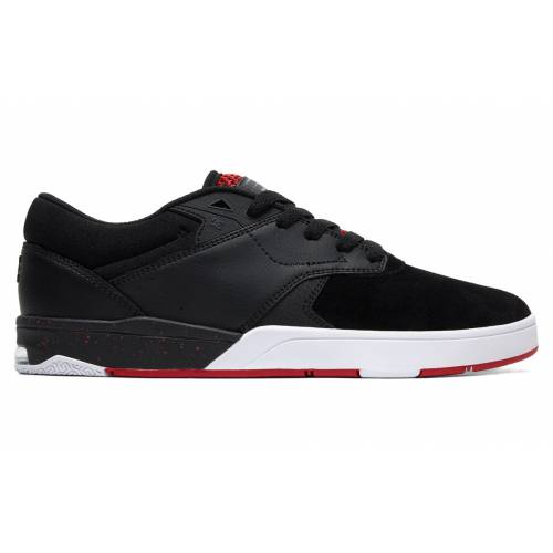 Dc Shoes Tiago S Skate Shoes - Black/Athletic Red