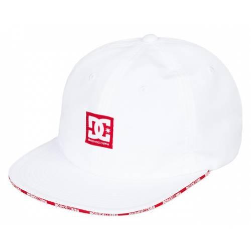DC Shoes Sandwich Baseball Hat - Snow White