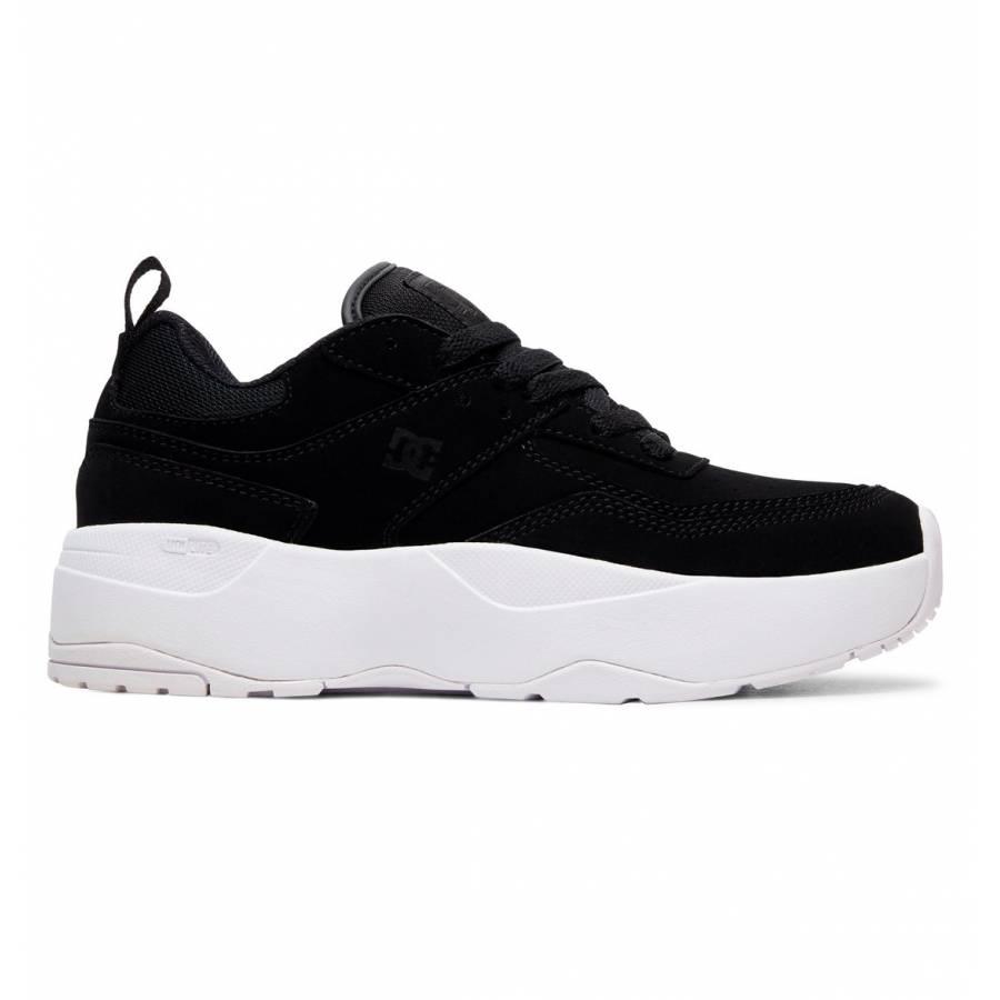Dc Women's E.Tribeka Platform Shoes - Black