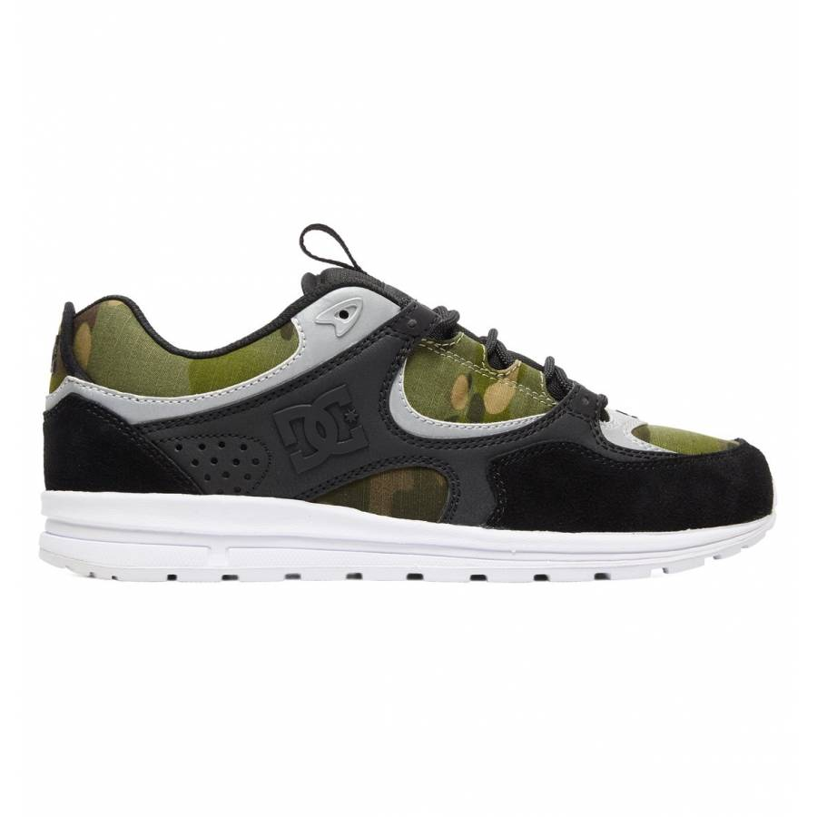 DC Shoes Kalis Lite SE - Black / Camo Print