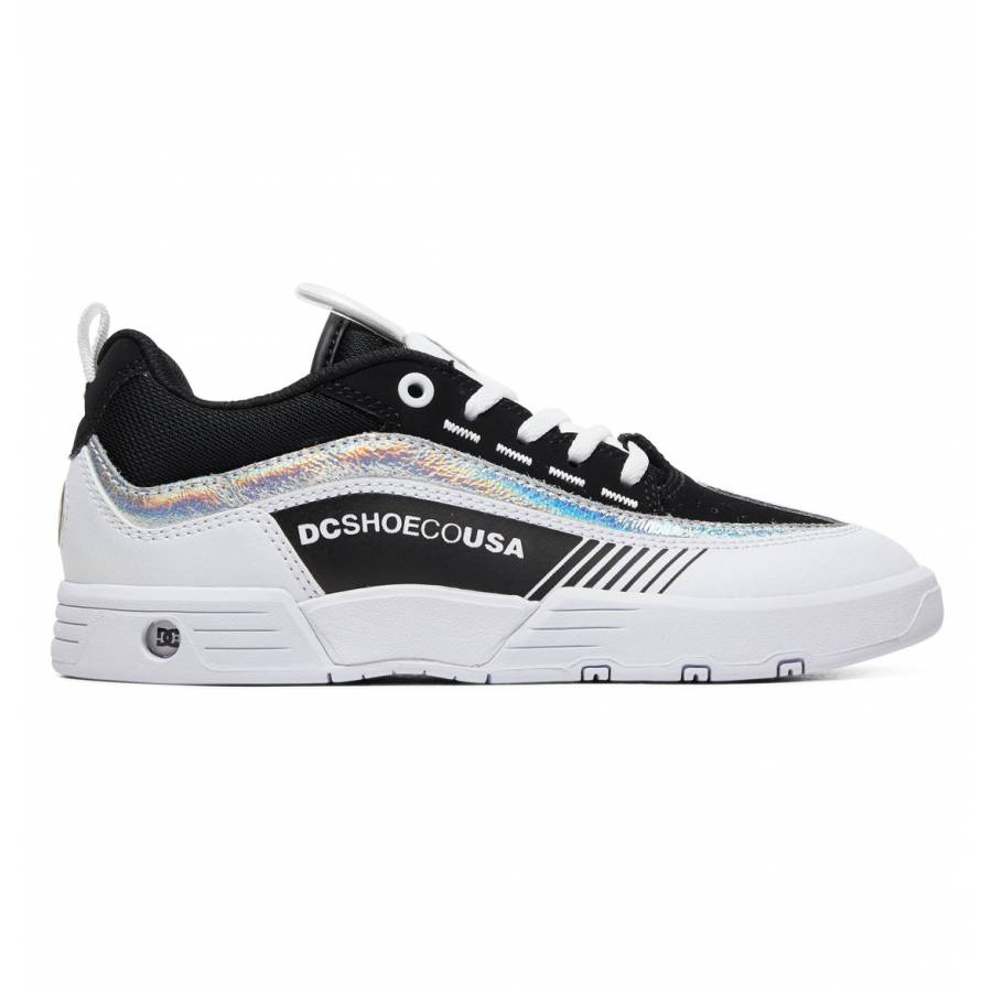 DC Shoes Legacy 98 Slim - Black/White/Silver