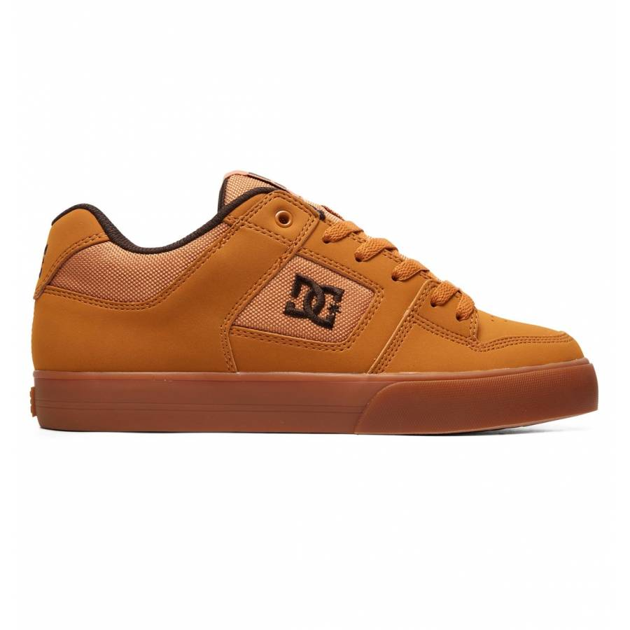 DC Shoes Pure - Light Brown