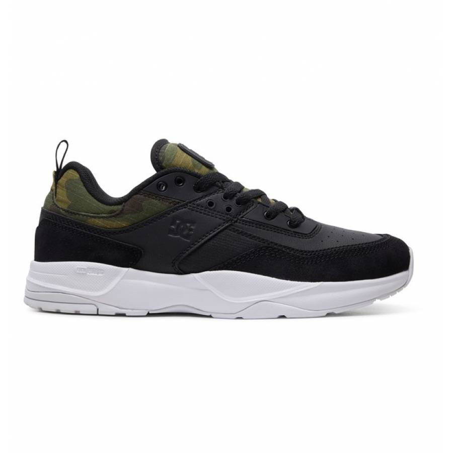 Dc Shoes Tribeka SE Shoes - Black / Camo Print
