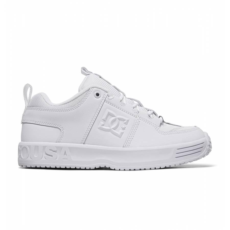 Dc Shoes Men's Lynx Shoes - White / White