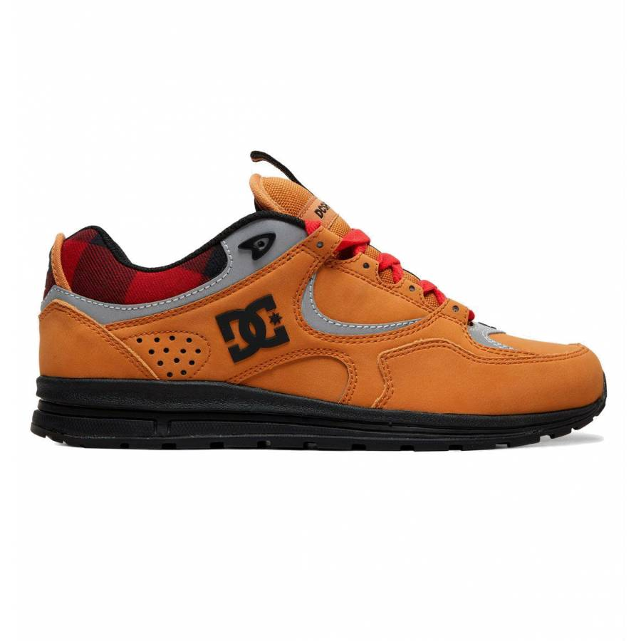 Dc Shoes Kalis Lite Shoes -  Brown / Black