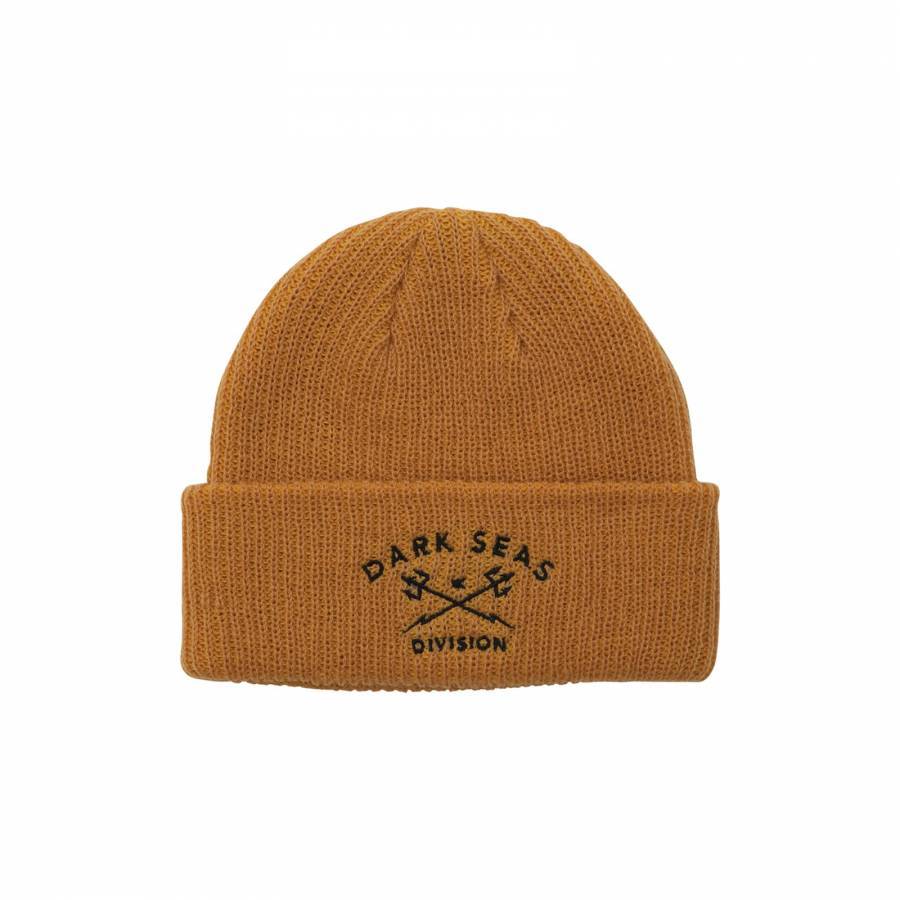 Dark Seas Cruiser Beanie - Gold