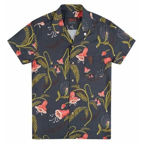 Deus Dean Fauna Shirt - Multi
