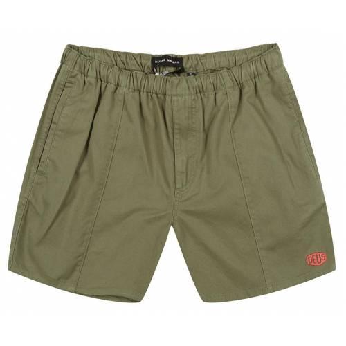 Deus Duke Short - Lichen Green