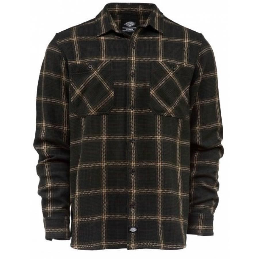 Dickies Kuttawa Shirt - Olive Green