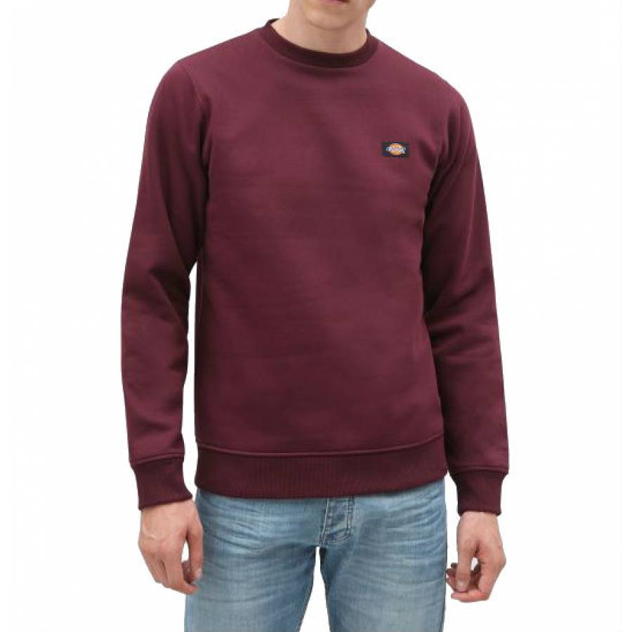Dickies New Jersey Sweatshirt - Marron