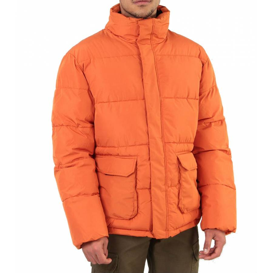 Dickies Olaton Puffer Jacket - Rust