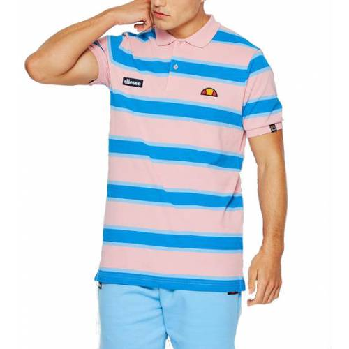 Ellesse Marono Polo T-shirt - Light Pink