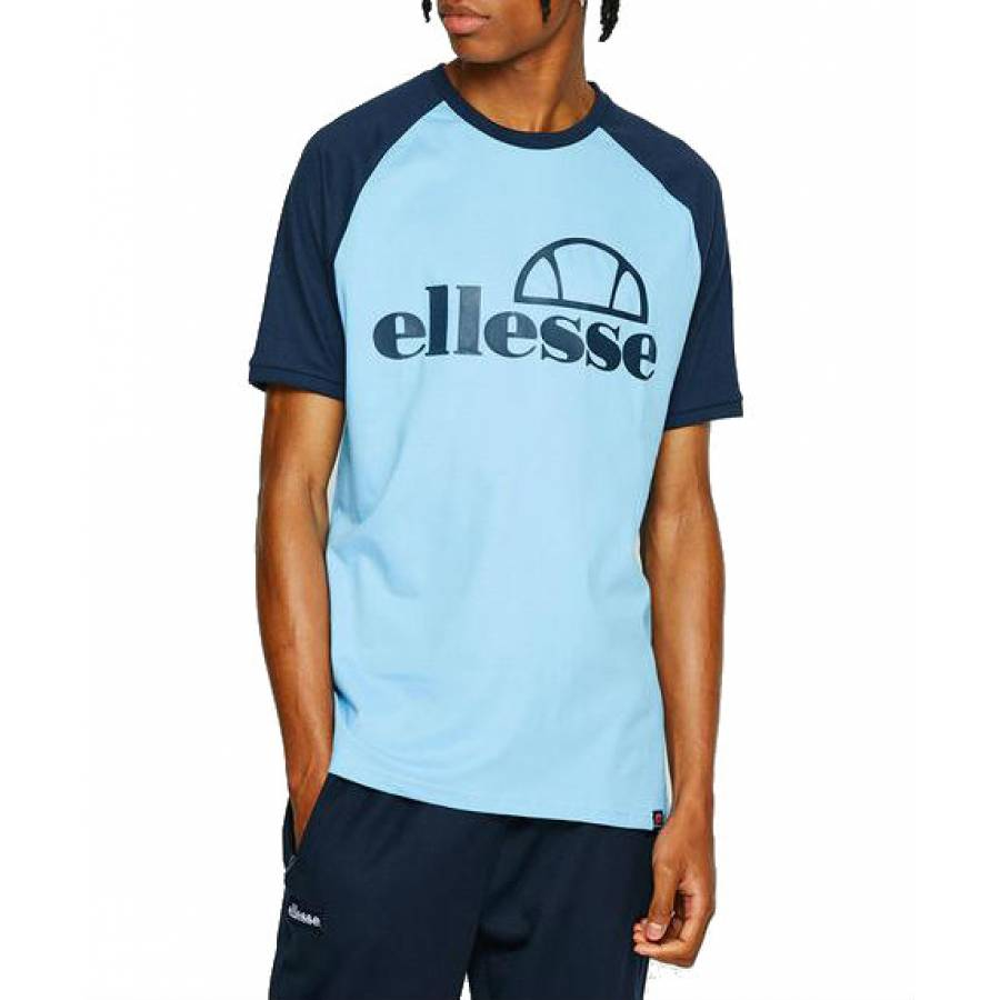 Ellesse Urano T-shirt - Light Blue